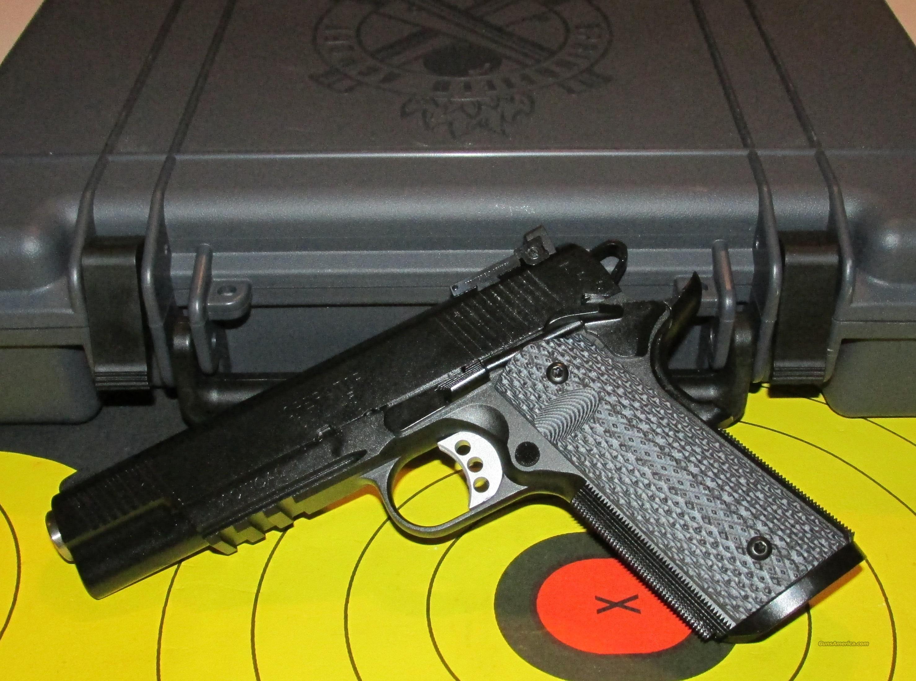 Springfield 1911 TRP Operator 45 Pistol  Guns > Pistols > Springfield Armory Pistols > 1911 Type