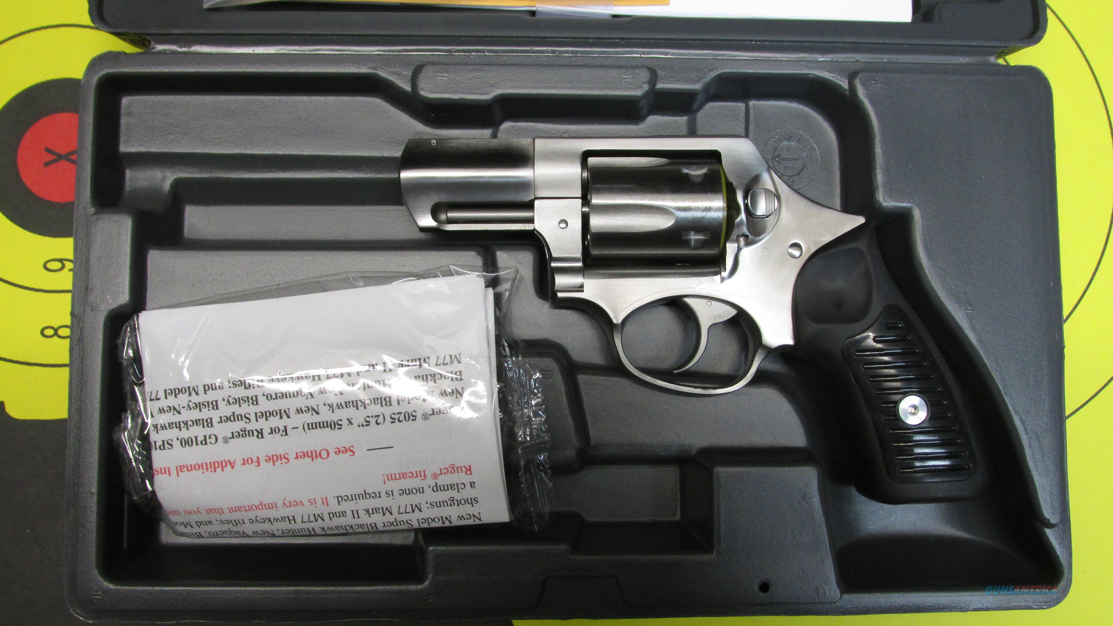 Ruger SP101 357 Magnum Revolver  Guns > Pistols > Ruger Double Action Revolver > SP101 Type