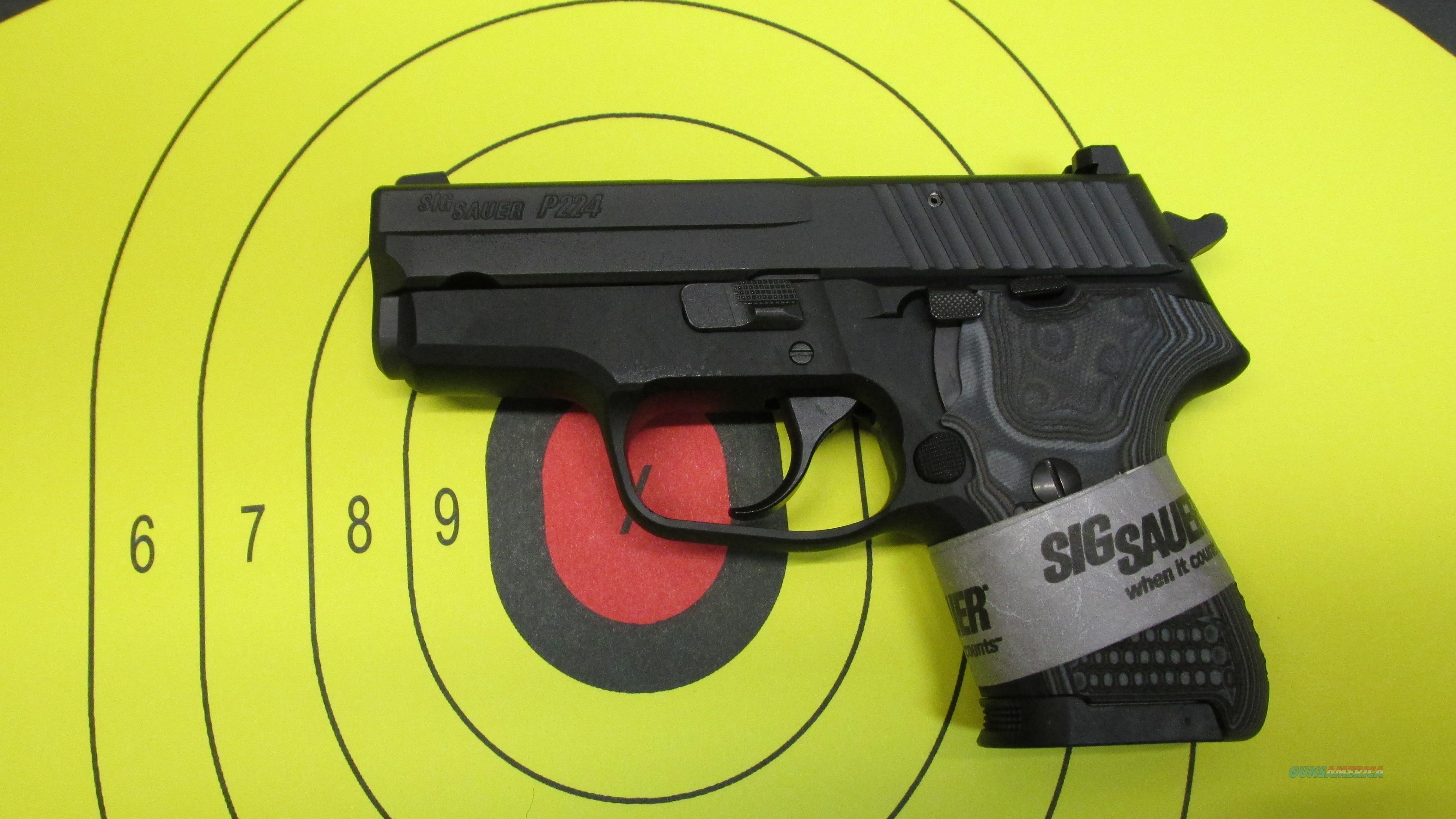Sig Sauer P224-40-XTM Pistol  Guns > Pistols > Sig - Sauer/Sigarms Pistols > Other