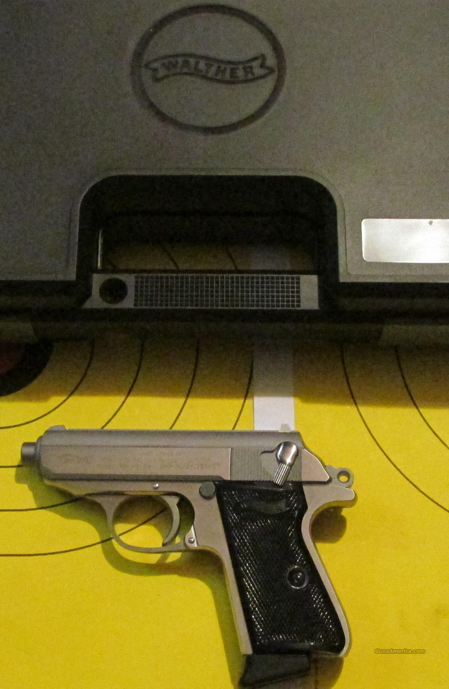 WALTHER PPK/S 380ACP   Guns > Pistols > Walther Pistols > Post WWII > PPK Series