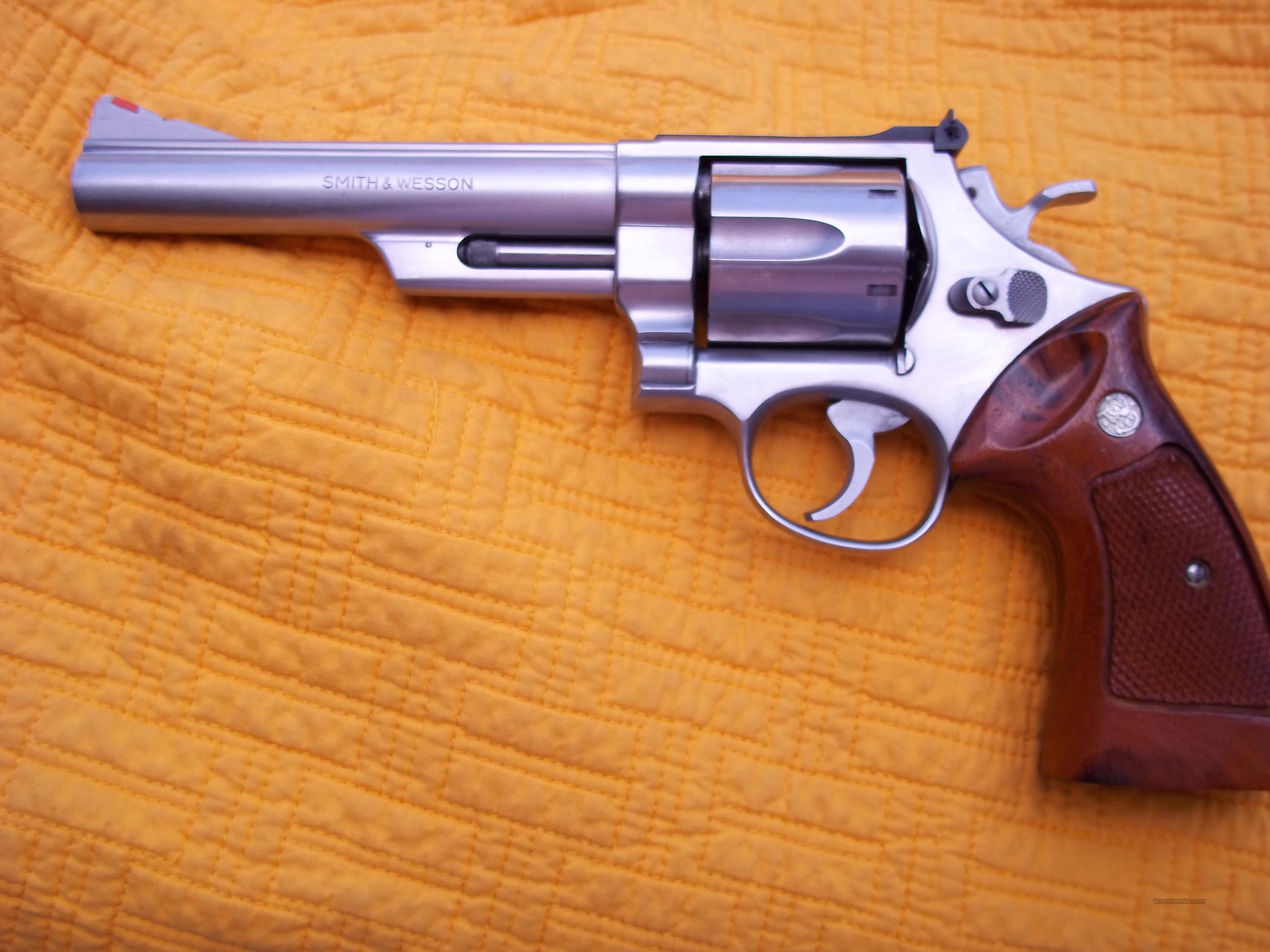 "Smith and Wesson 629  6""  Guns > Pistols > Smith & Wesson Revolvers > Model 629"