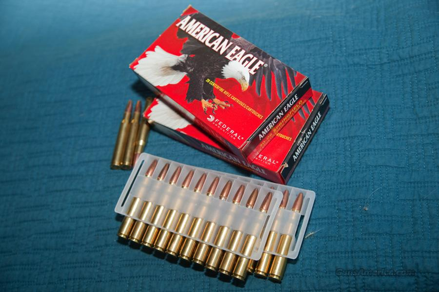 30.06 Ammo 63 rounds  Non-Guns > Ammunition
