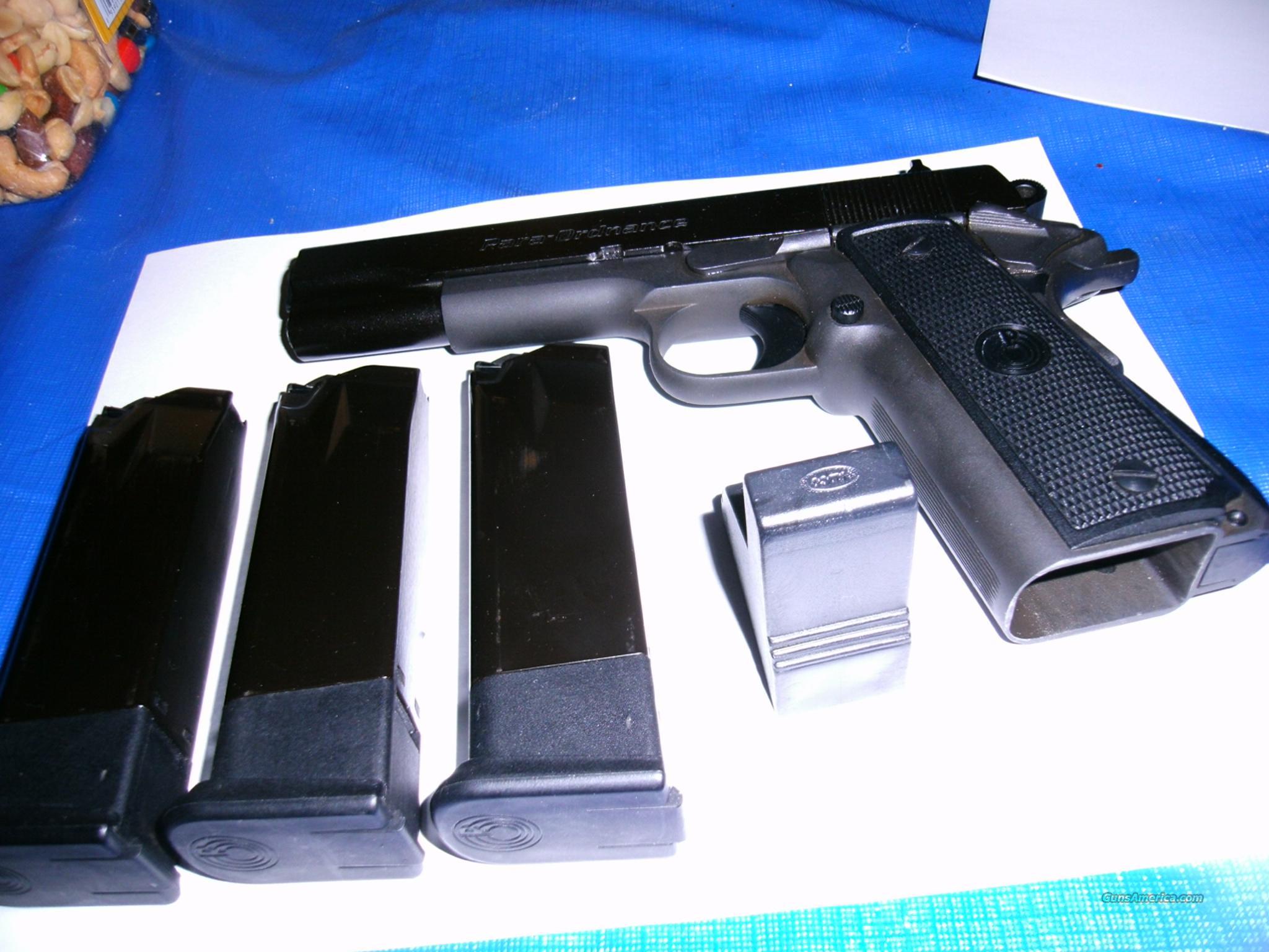 Para Ordinance P14  Guns > Pistols > 1911 Pistol Copies (non-Colt)