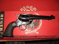 RUGER SINGLE SIX 1954 .22LR 3 SCREW  Ruger Single Action Revolvers > Single Six Type