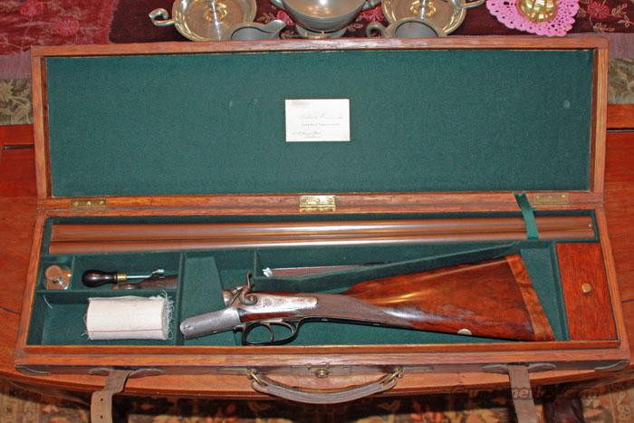 William Evans from Purdey's  Guns > Shotguns > Antique (Pre-1899) Shotguns - Misc.