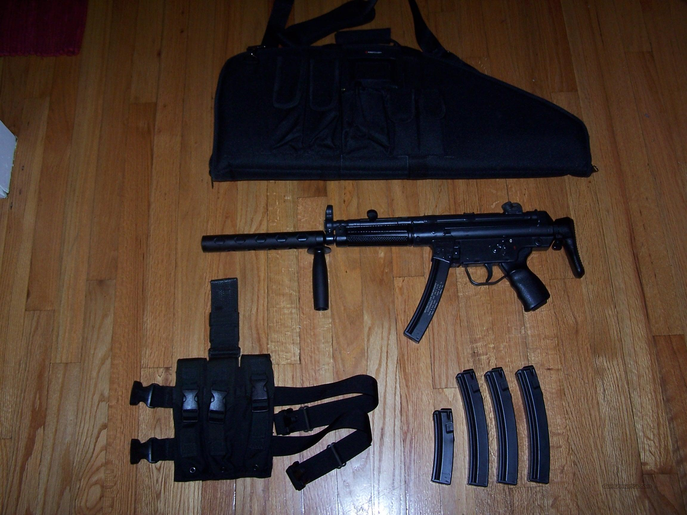 H & K 94  Guns > Rifles > Heckler & Koch Rifles > Tactical