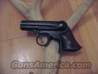 "REMINGTON/ELLIOT'S 5 SHOT ""RING TRIGGER"" DERRINGER  Guns > Pistols > Remington Derringers"