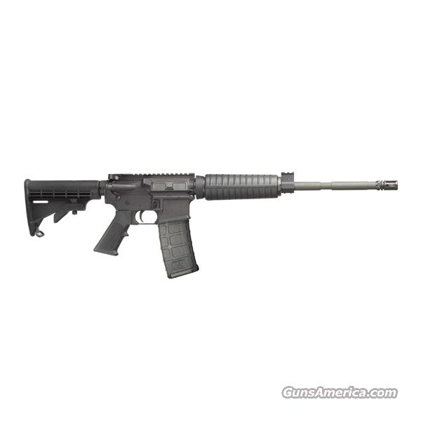 Smith & Wesson M&P 15 AR with Magpul Flip up sights and black soft case  Guns > Rifles > Smith & Wesson Rifles > M&P