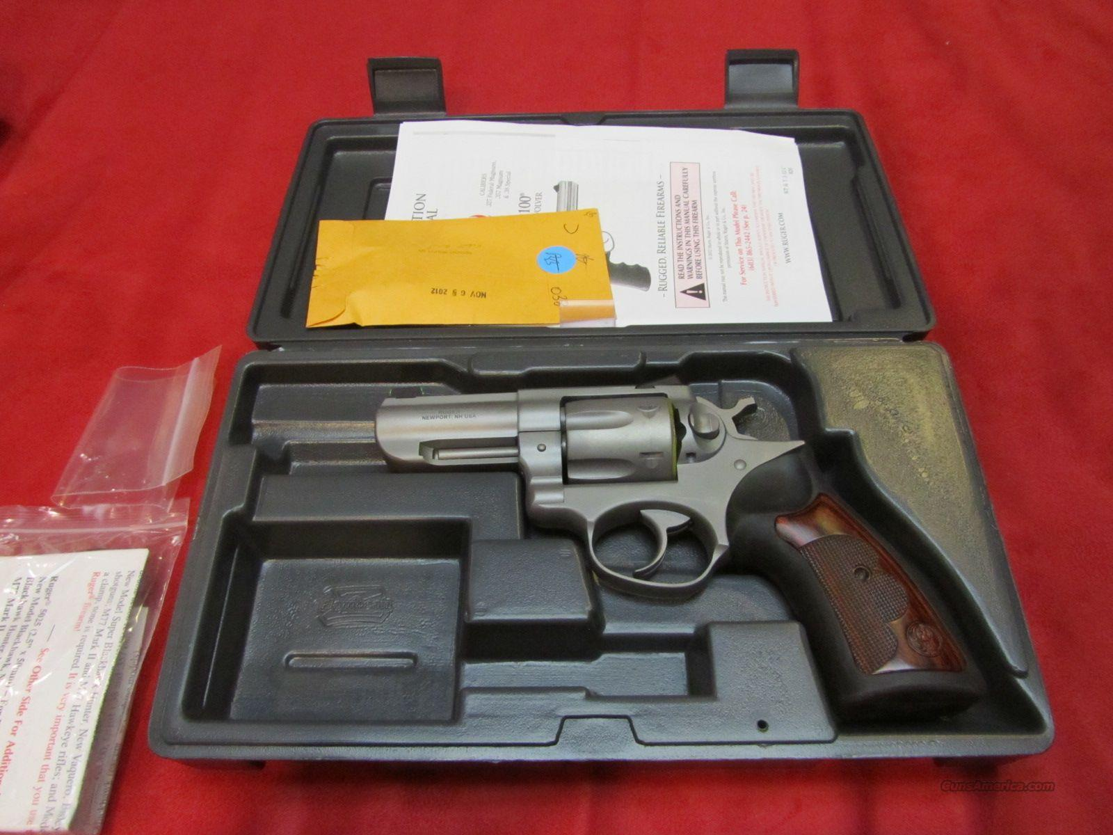 Ruger talo gp100 wiley clapp edn 357 mag guns gt pistols gt ruger