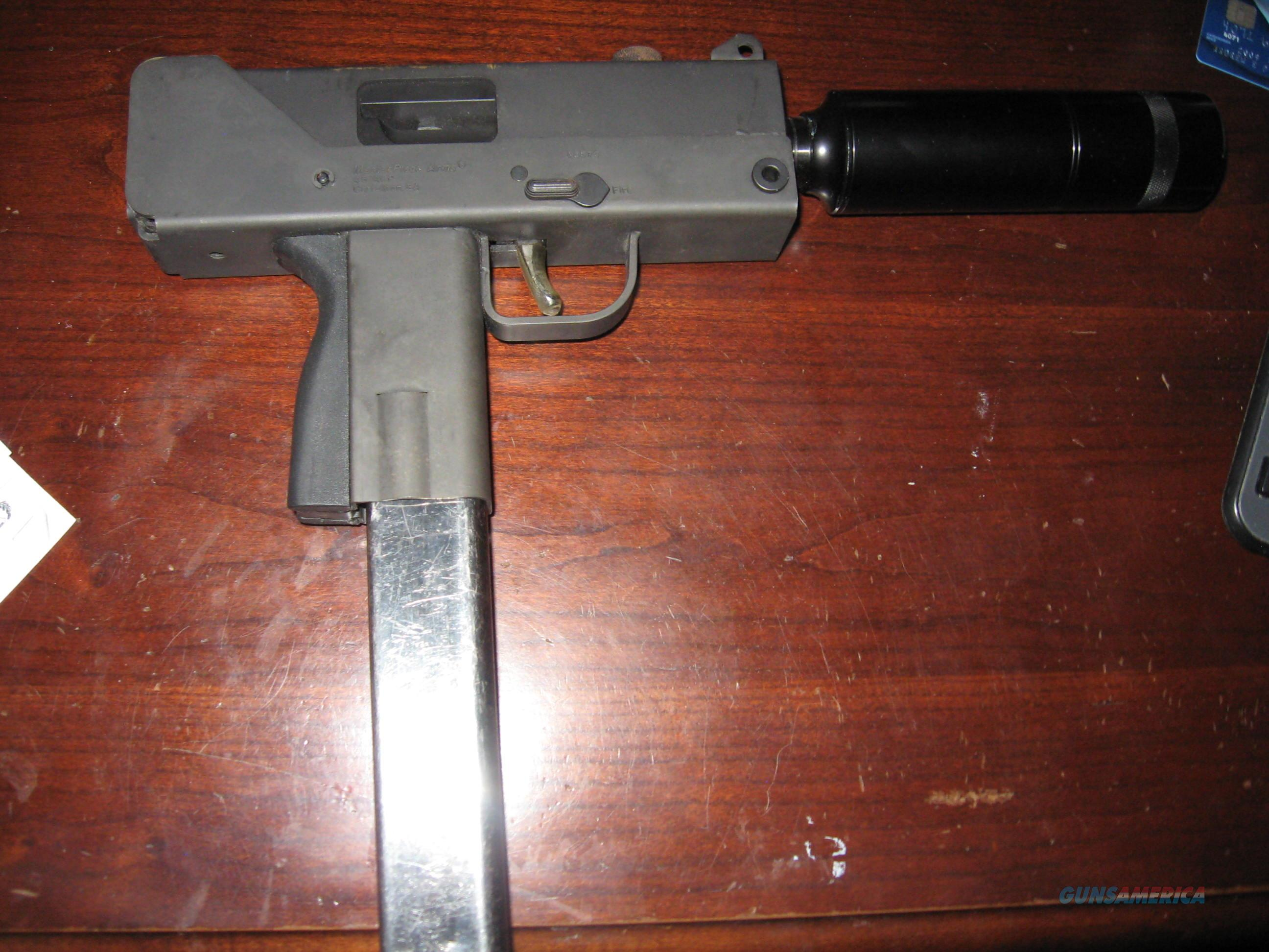 MPA10T  .45ACP  faux suppressor  Guns > Pistols > MasterPiece Arms Pistols > Other