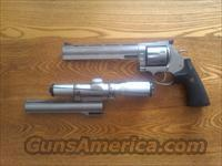 Dan Wesson stainless steel 44 magnum  Guns > Pistols > Dan Wesson Pistols/Revolvers > Revolvers