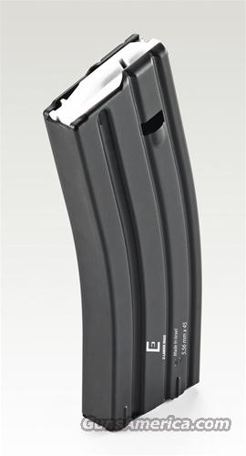 (5) New E-Lander 30 Round Mags rd AR15 AR-15 223  Non-Guns > Magazines & Clips > Rifle Magazines > AR-15 Type