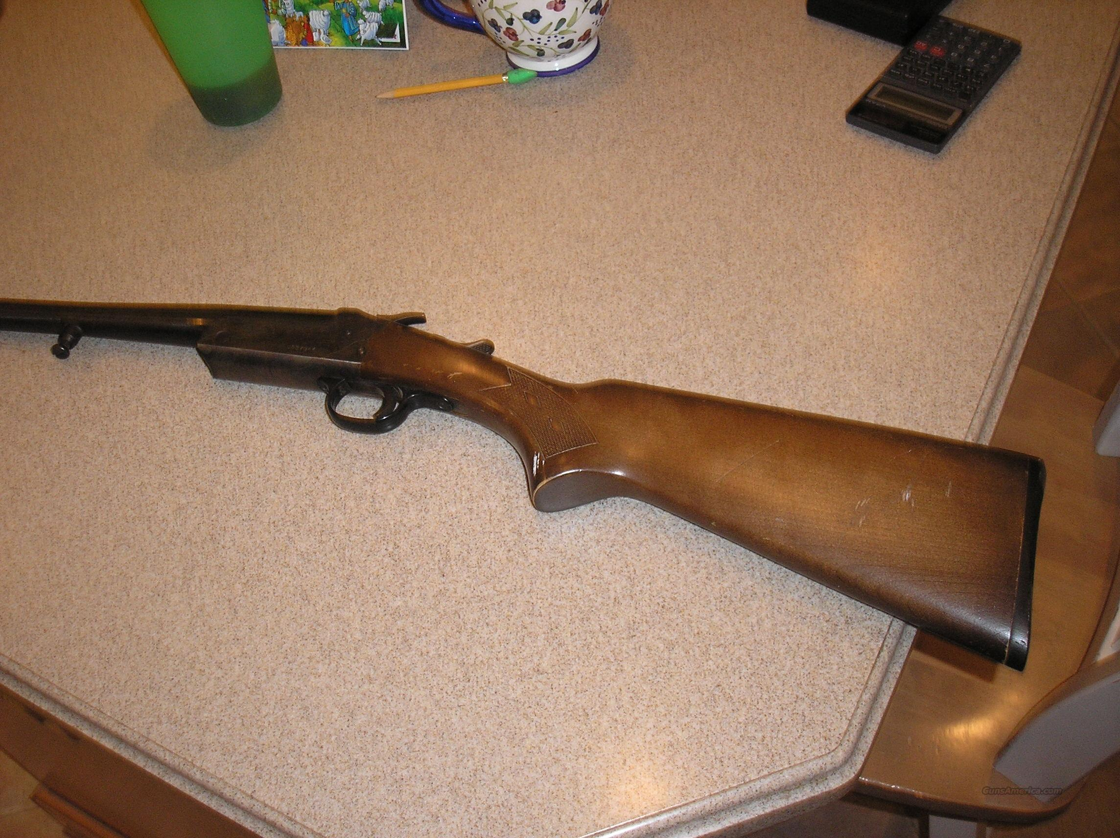 Stevens Model 94 Shotgun  Guns > Shotguns > Stevens Shotguns