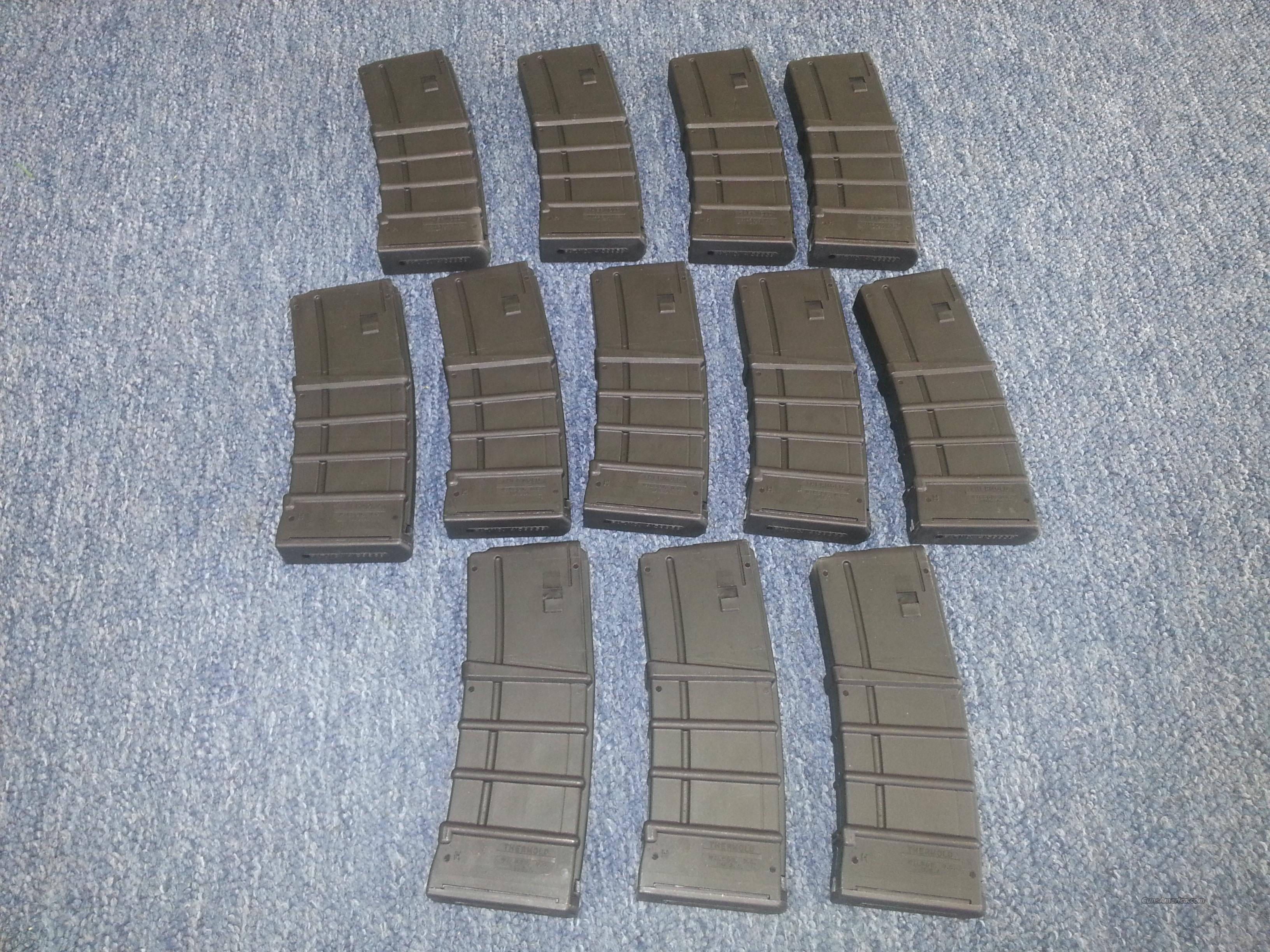 Thermold AR-15 Mags  Non-Guns > Magazines & Clips > Rifle Magazines > AR-15 Type