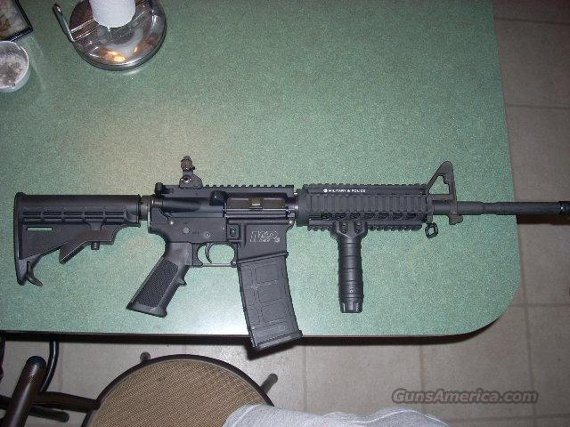 S&W M&P 15 .223  Guns > Rifles > Smith & Wesson Rifles > M&P