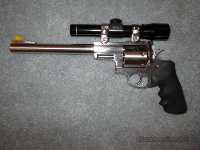 "Ruger Super Redhawk 9.5"" non Gray .454 Casull  Guns > Pistols > Ruger Double Action Revolver > Redhawk Type"