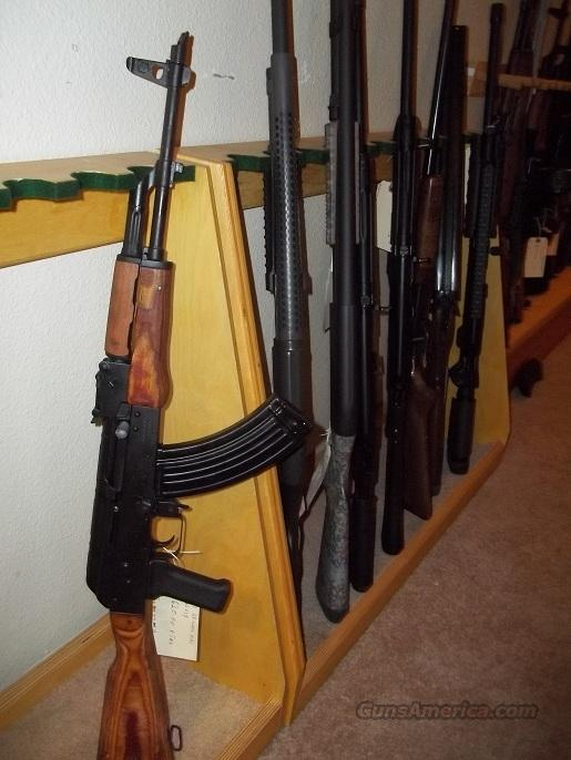 GP-WASR-10/63 AK-47 7.62x39 Crome Lined Barrel  Guns > Rifles > AK-47 Rifles (and copies) > Full Stock