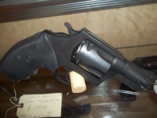 Charter Arms 357 Mag Pug $365.00  Guns > Pistols > Charter Arms Revolvers