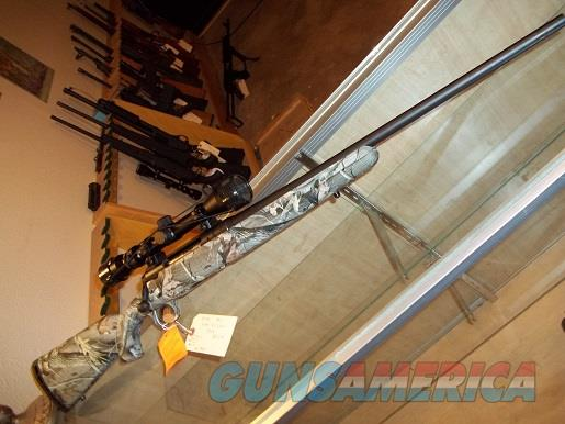 Savage Arms Axis Model XP Camo 30-06 with Bushnell 3-9x40 Scope   Guns > Rifles > Savage Rifles > Other