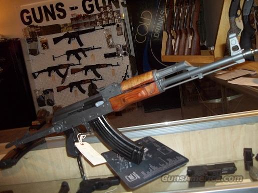 POLISH AKMS-47 7.62X39  Guns > Rifles > AK-47 Rifles (and copies) > Folding Stock