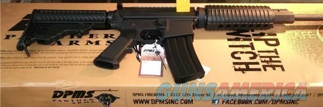 DPMS Sportical AR-15 5.56mm RFLP-WCP, NIB, 223/556  Guns > Rifles > DPMS - Panther Arms > Complete Rifle