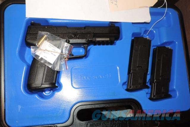 FNH Five Seven, 57x28 caliber, NEW, three 10 round magazines.  Guns > Pistols > FNH - Fabrique Nationale (FN) Pistols > FiveSeven