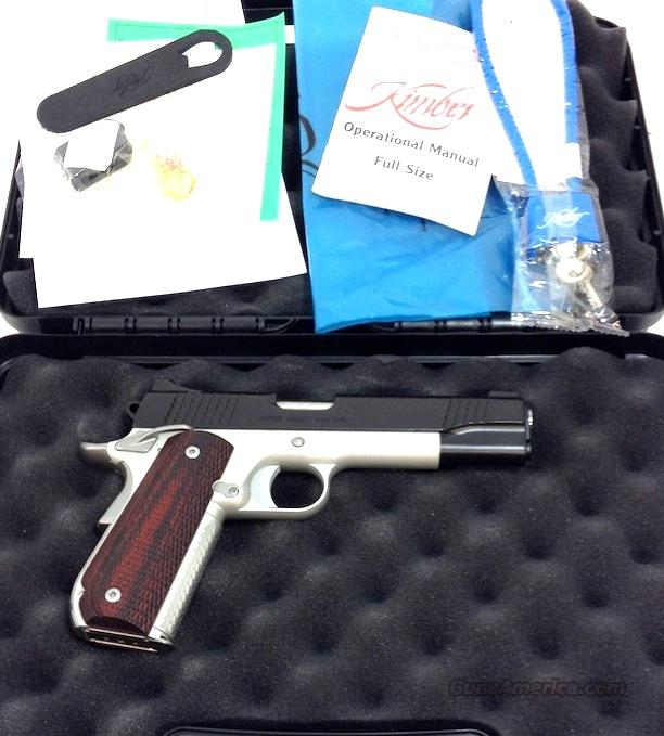 Kimber Super Carry Custom II, 45 caliber, Custom Shop, NIB  Guns > Pistols > Kimber of America Pistols