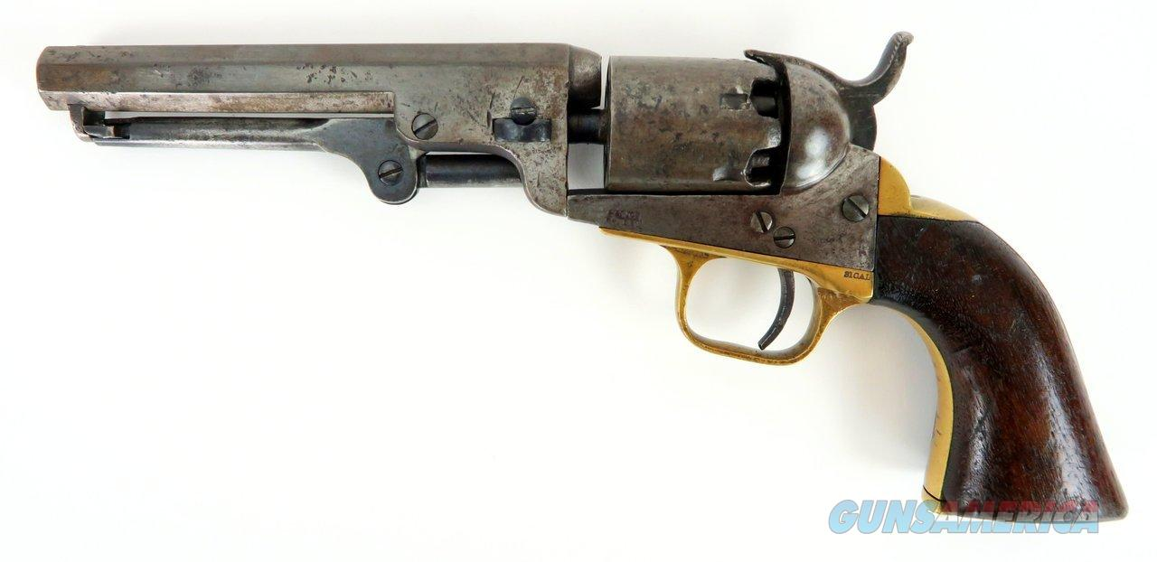 COLT 1849 POCKET REVOLVER  Guns > Pistols > Antique (Pre-1899) Pistols - Perc. Misc.