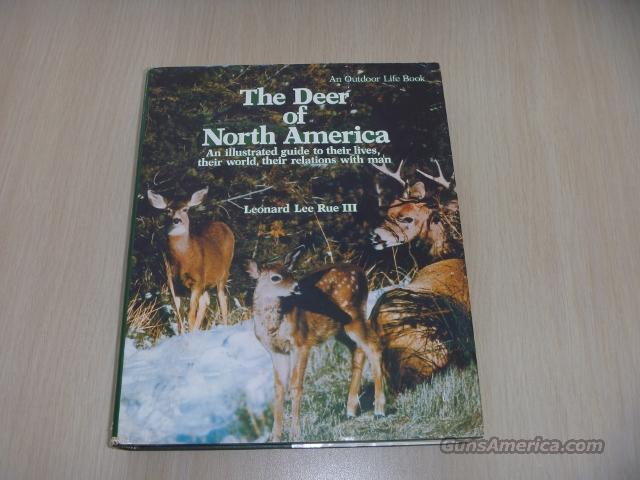 THE DEER OF NORTH AMERICA  Non-Guns > Books & Magazines