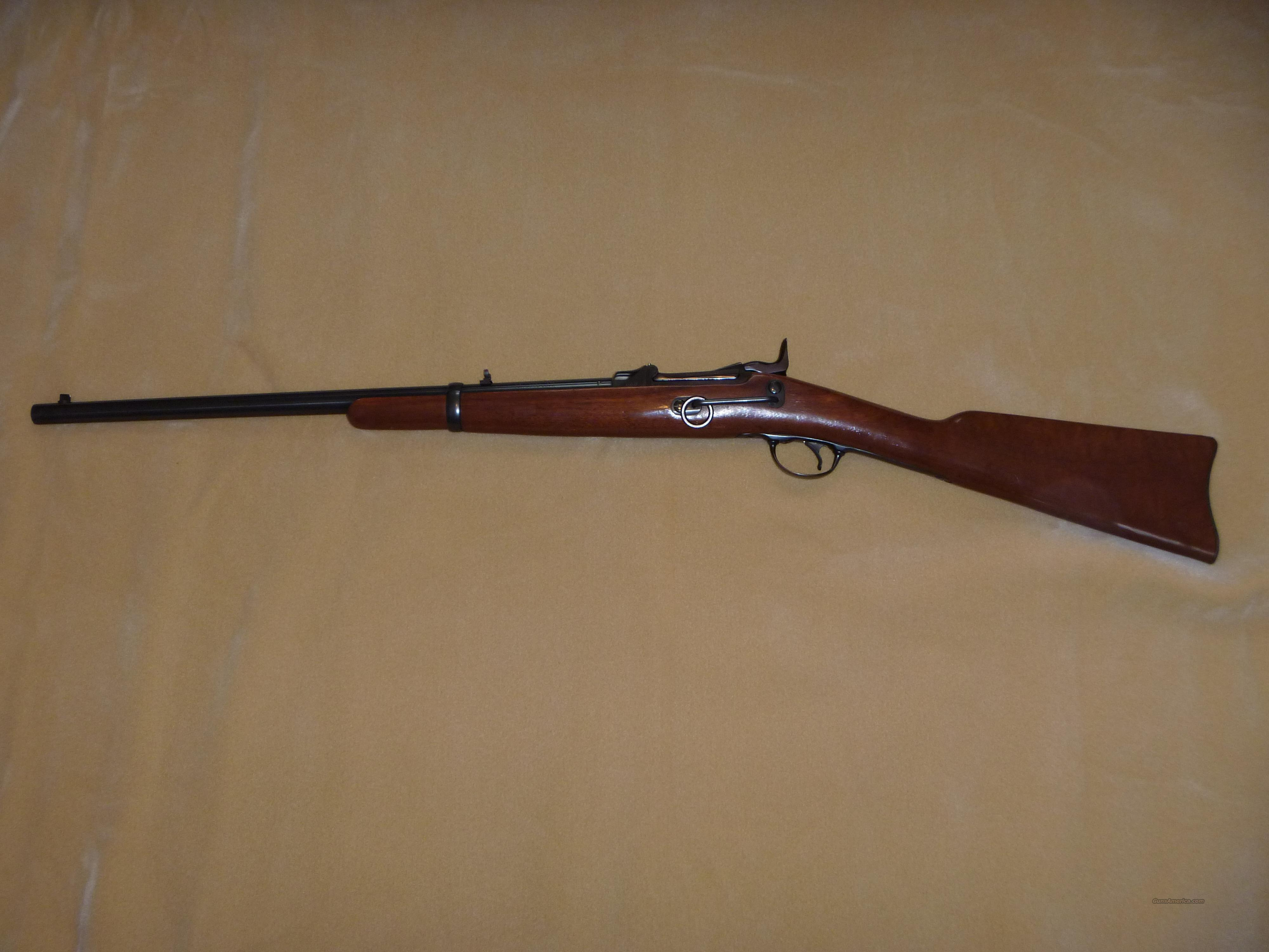 SPRINGFIELD TRAPDOOR .45/70  Guns > Rifles > Harrington & Richardson Rifles