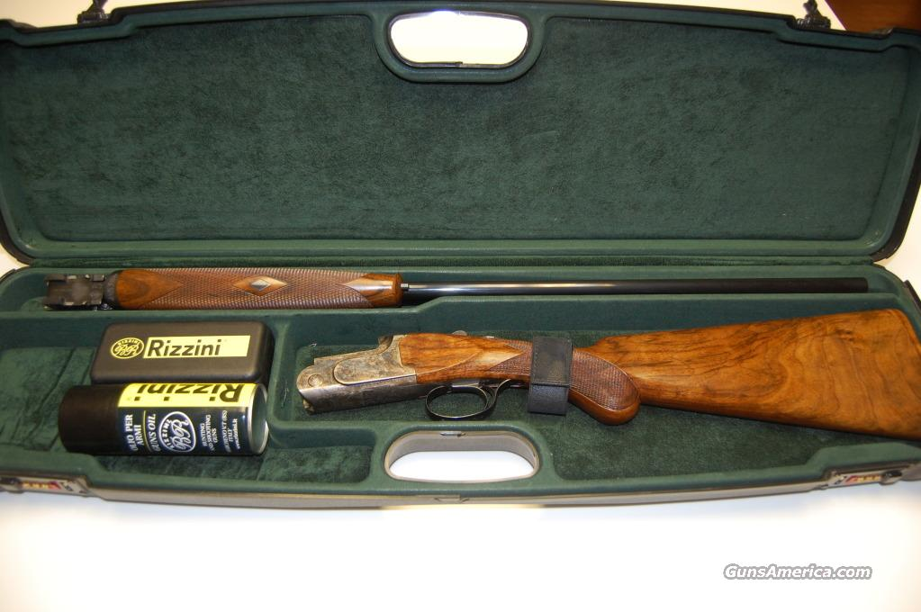Rizzini Aurum Small Action 28G- REDUCED  Guns > Shotguns > Rizzini Shotguns