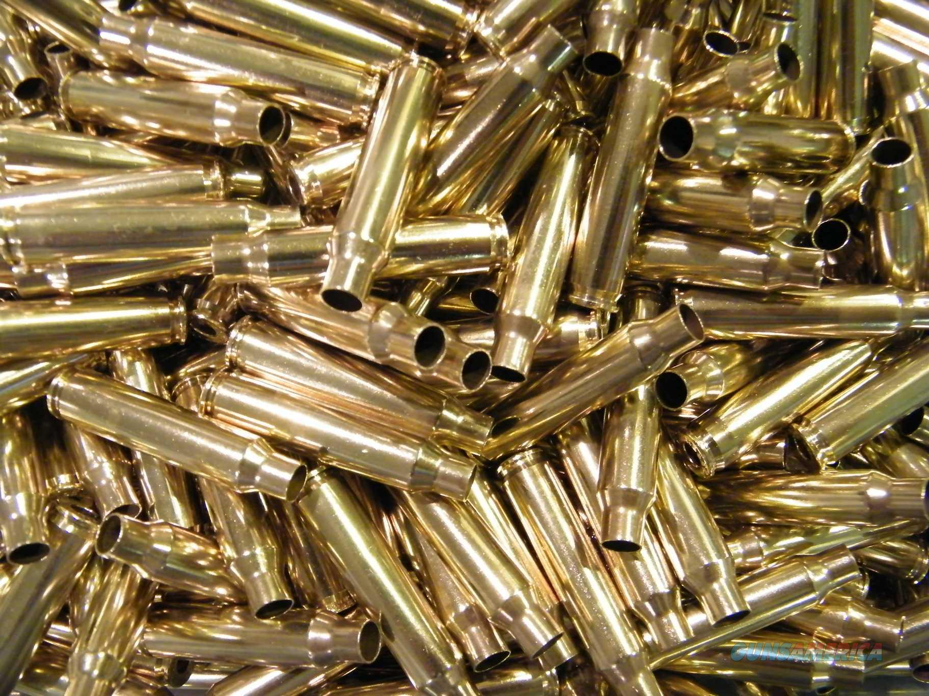 223 5.56 Brass Clean SWAGED PRIMER POCKETS - 100   Non-Guns > Reloading > Components > Brass