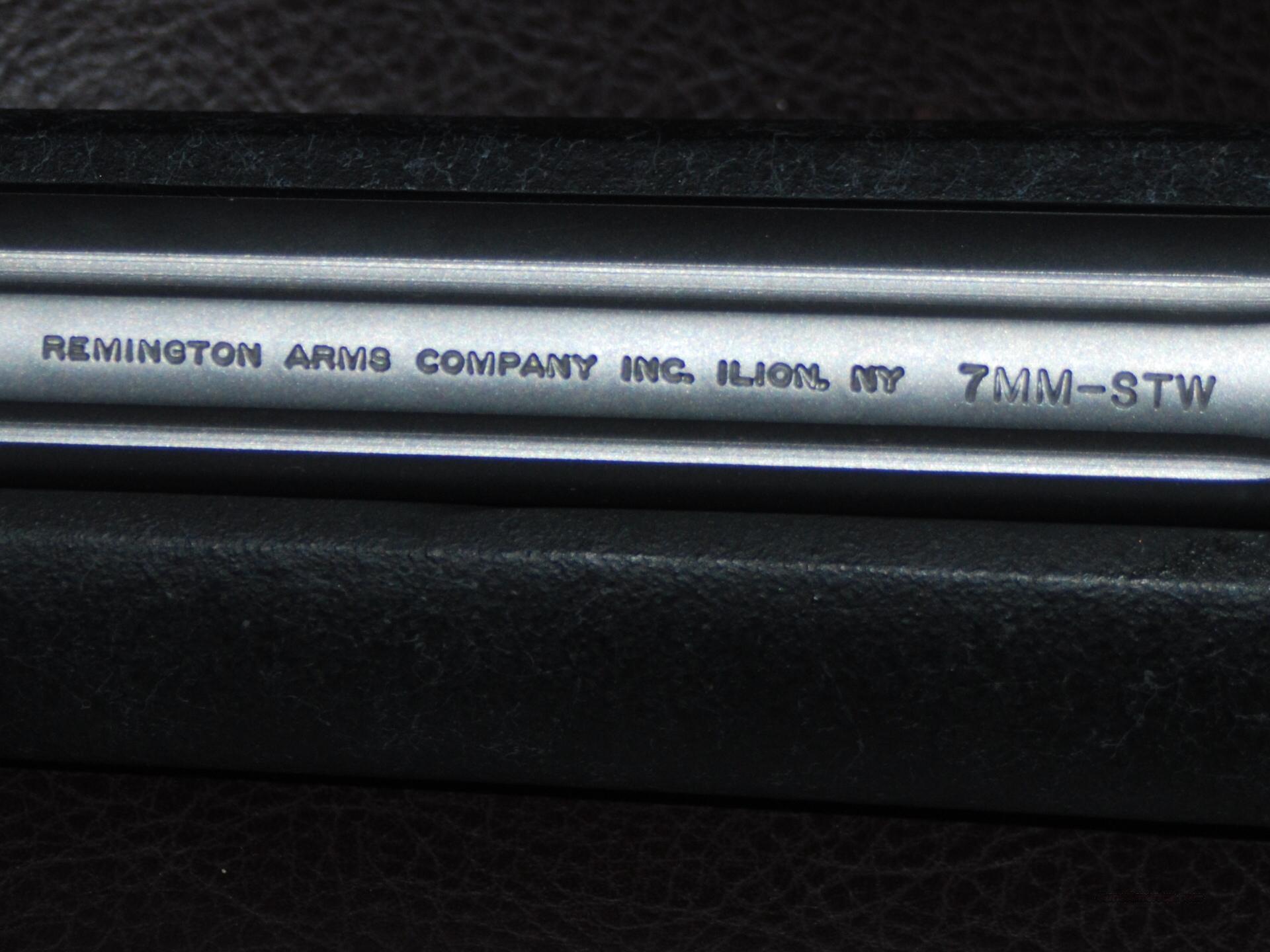 Sendero 7mm stw guns gt rifles gt remington rifles modern gt model 700
