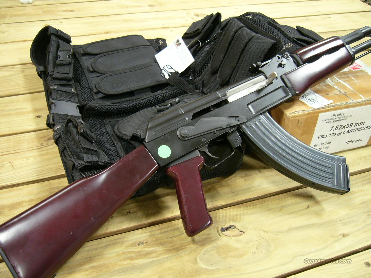 REAL LIVE AK47 NOT A FAKE AMERICAN REPRO NEW IN STOCK AK 47 EASTERN BLOC 7.62  Guns > Rifles > AK-47 Rifles (and copies) > Full Stock