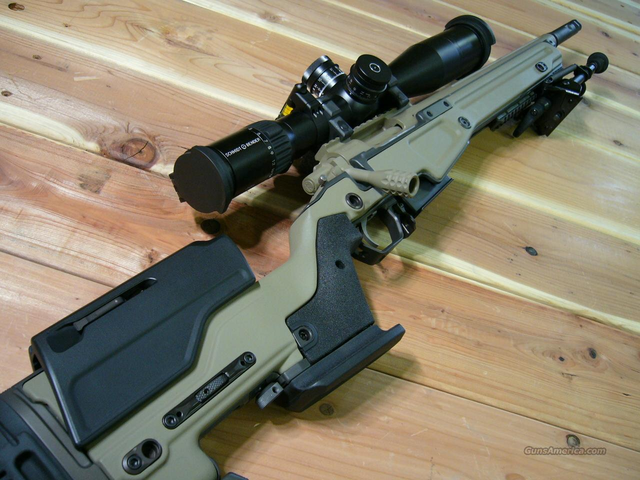 SURGEON CUSTOM .308 SNIPER W/ J ALLEN STOCK, SC... for sale