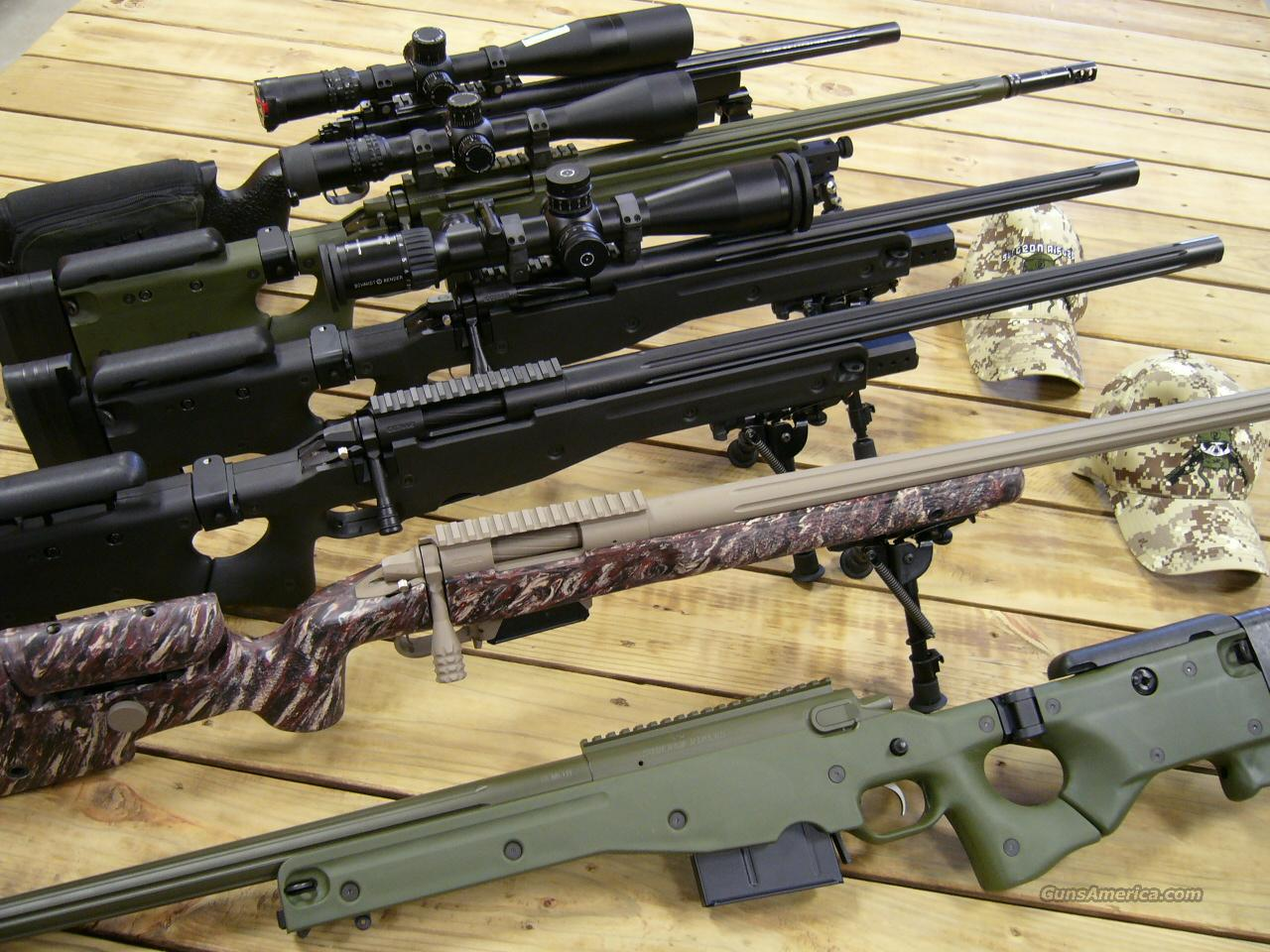 SURGEON RIFLES MCMILLAN STOCK 6.5 CREEDMOOR SNIPER MATCH  Guns > Rifles > Tactical/Sniper Rifles