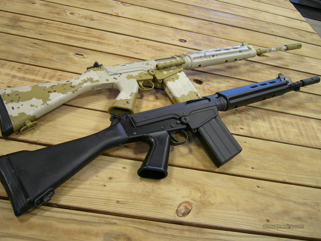 DSA FN FAL 308 TACTICAL   Guns > Rifles > Heckler & Koch Rifles > Tactical