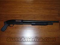 Maverick Model 88 Pump action shot gun 12 guage   Maverick Shotguns