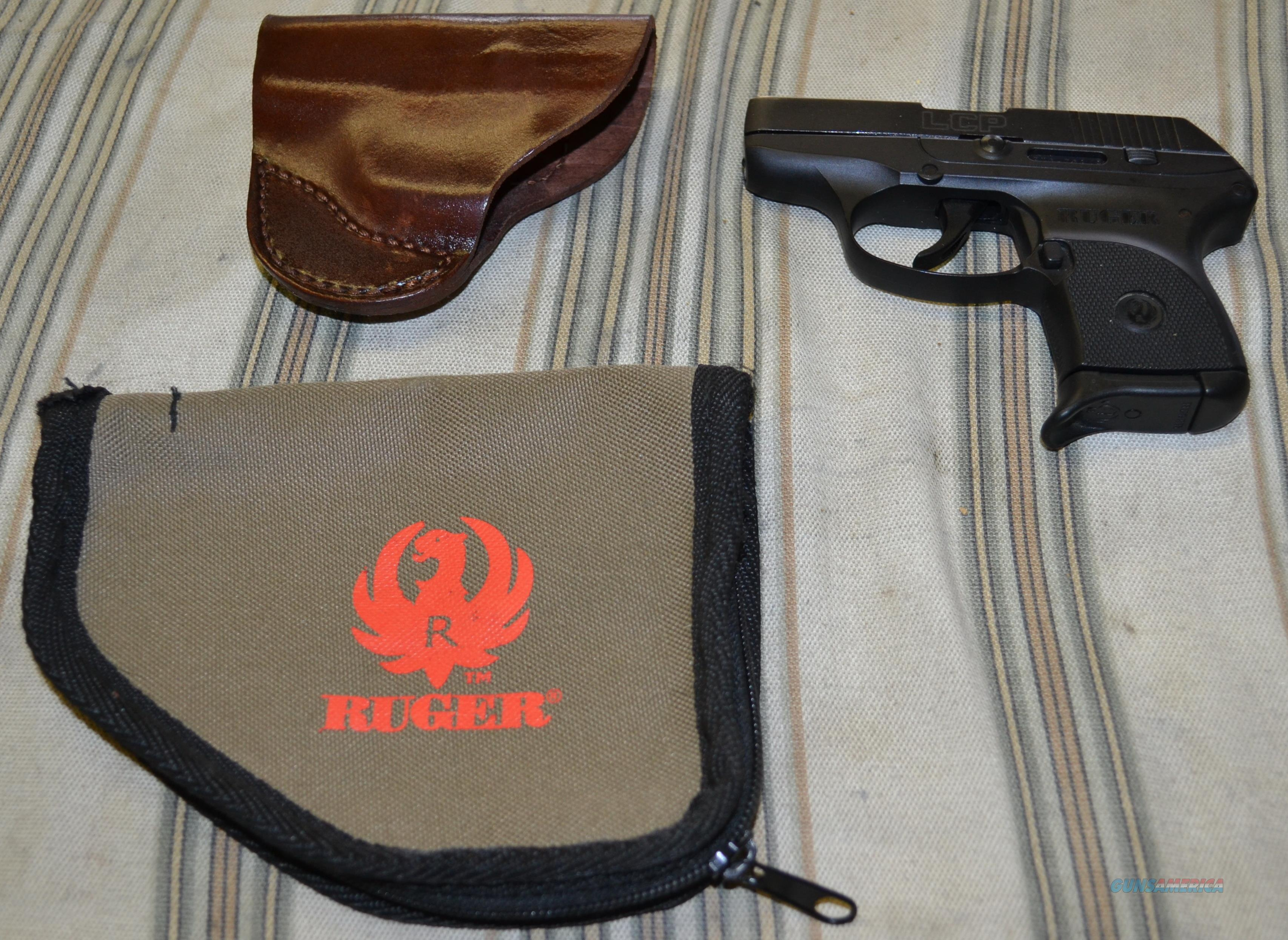 slightly used Ruger LCP 380 ACP  Guns > Pistols > Ruger Semi-Auto Pistols > LCP
