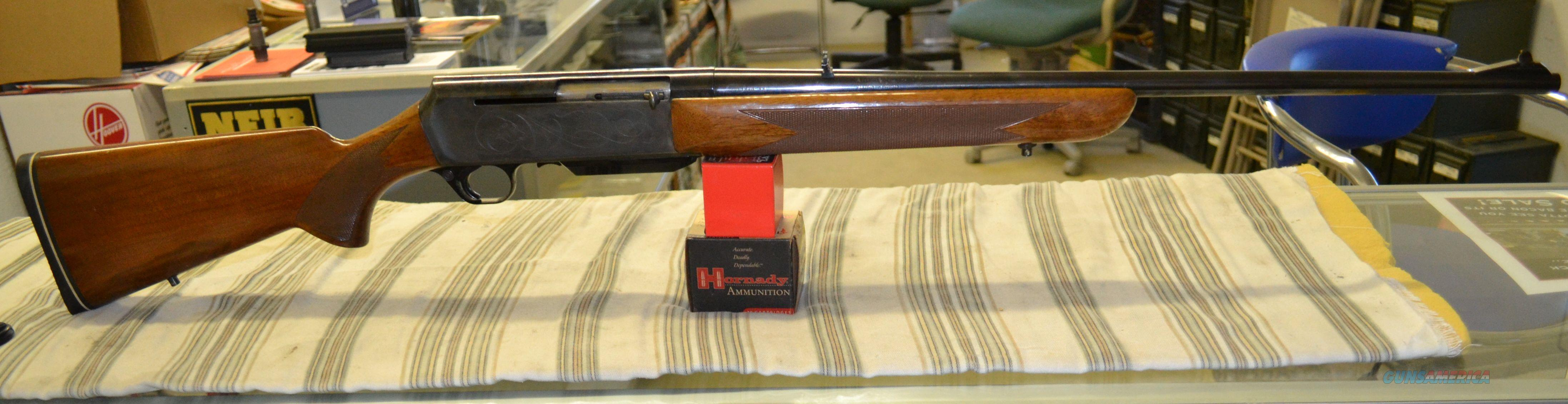 vintage BAR in 338 Win Mag  Guns > Rifles > Browning Rifles > Semi Auto > Hunting