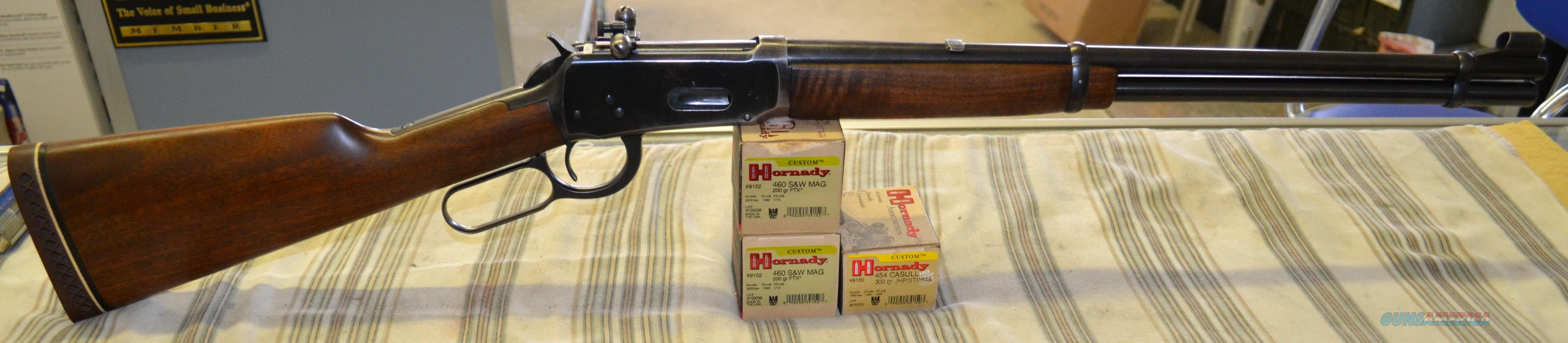 1951 Winchester 1894 Lever chambered in 32 Winchester Special  Guns > Rifles > Winchester Rifles - Modern Lever > Model 94 > Pre-64