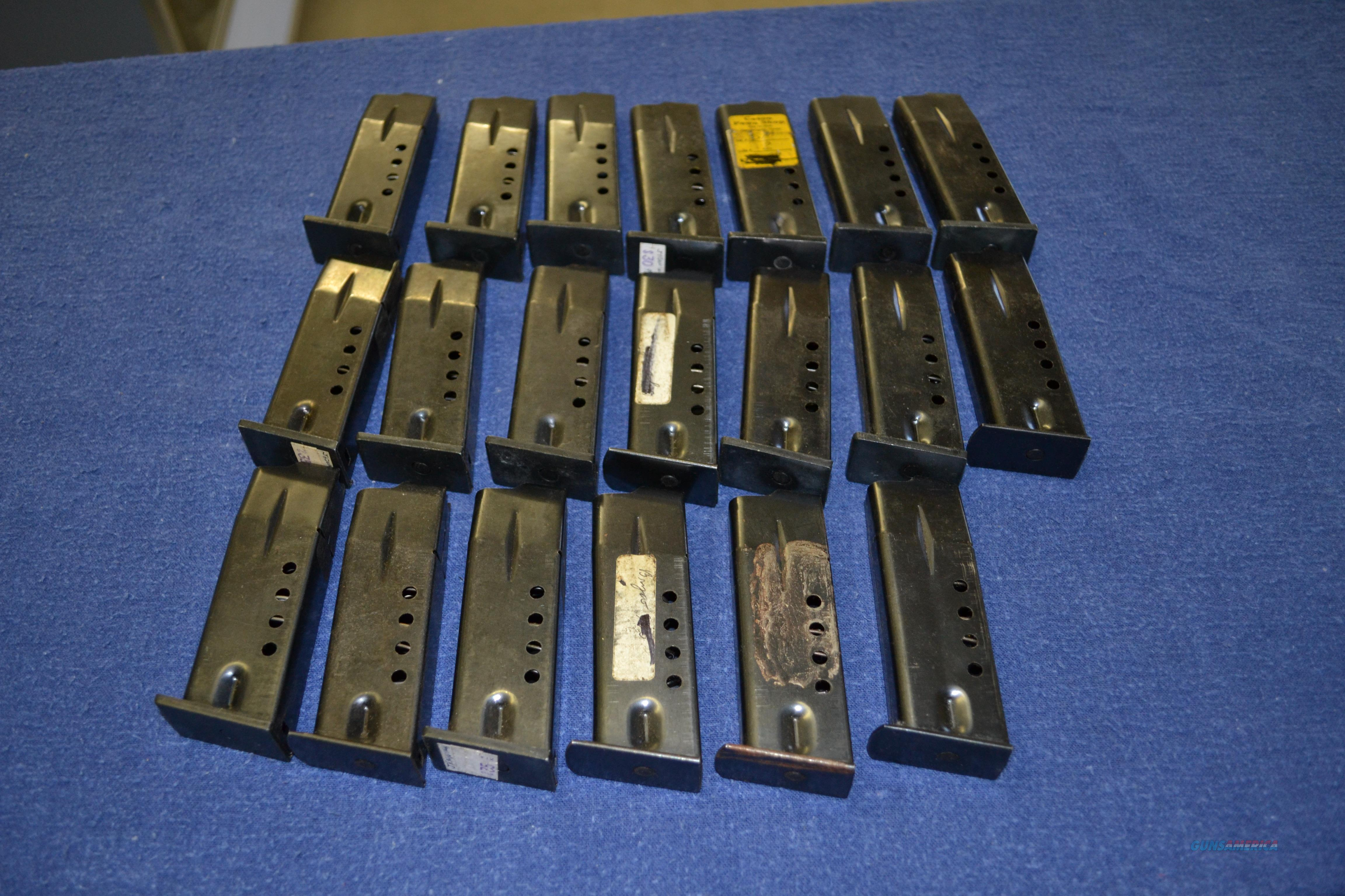 Jennings/Bryco arms 9MM wide body mags  Non-Guns > Magazines & Clips > Pistol Magazines > Other