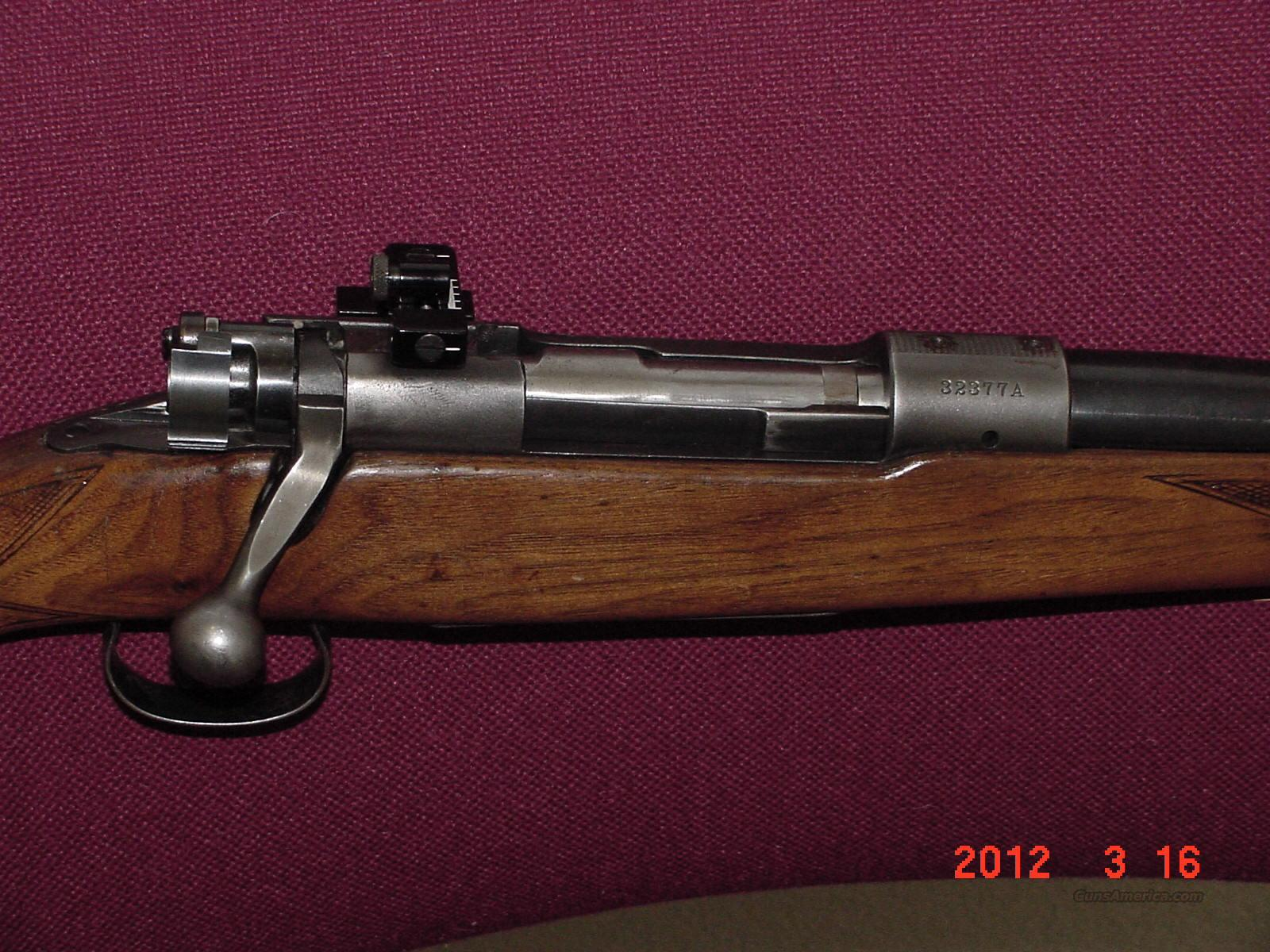 1936 Winchester Model 54  Guns > Rifles > Winchester Rifles - Modern Bolt/Auto/Single > Other Bolt Action