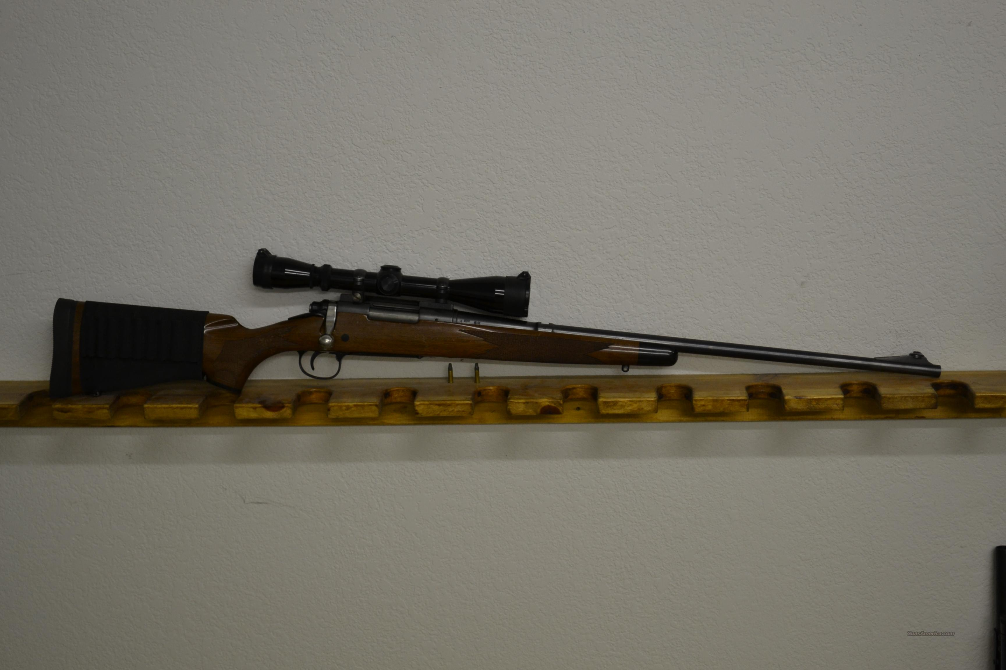 Remington 722 custom rifle  Guns > Rifles > Remington Rifles - Modern > Bolt Action Non-Model 700 > Sporting