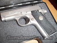 Colt MKIV 380 Plus II Custom Stainless Finish Like New NoBox  Guns > Pistols > Colt Automatic Pistols (.25, .32, & .380 cal)