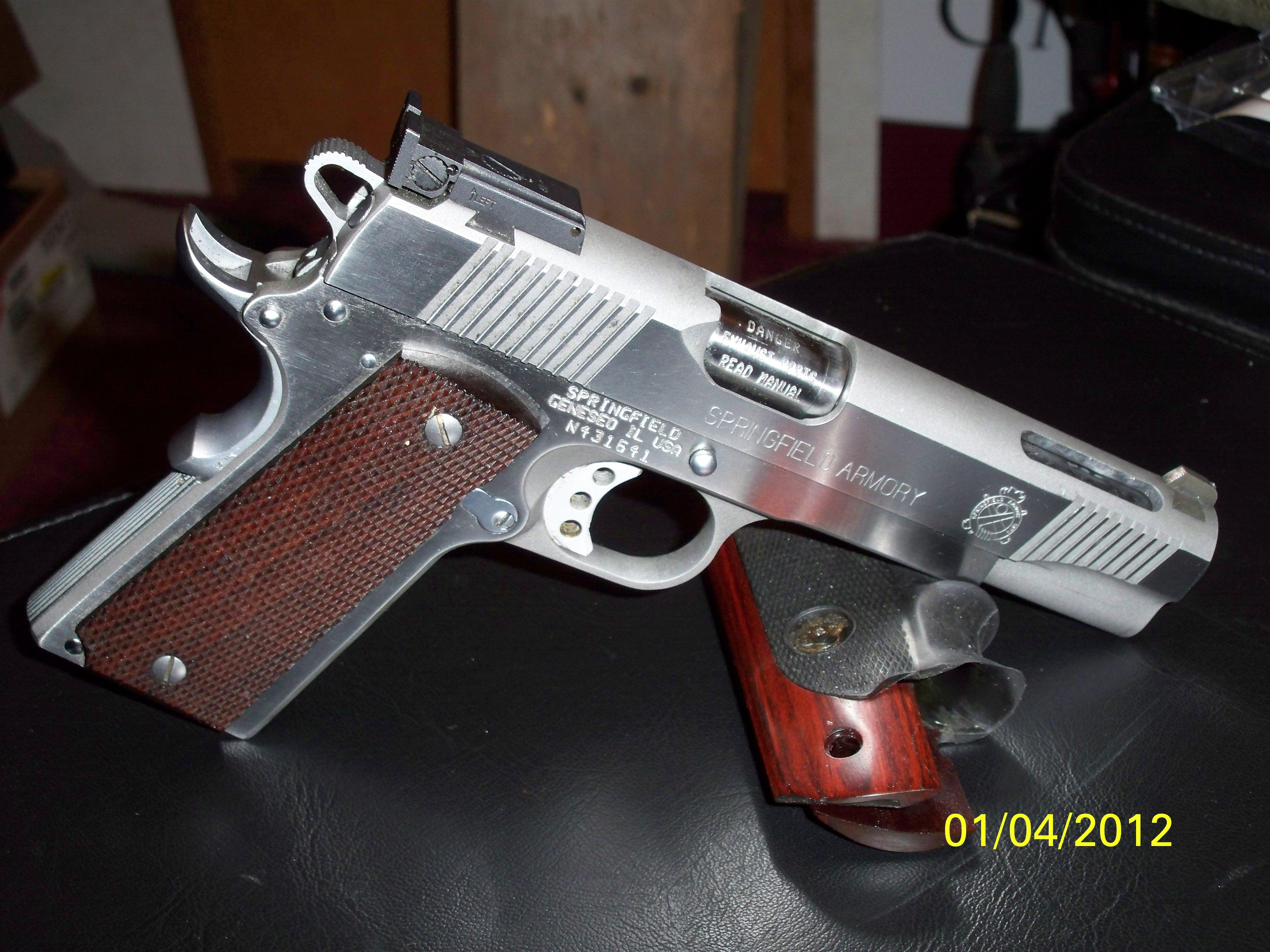 Springfield Inc. PX9181L 1911-A1 V12 90's Edition Target Model   Guns > Pistols > Springfield Armory Pistols > 1911 Type