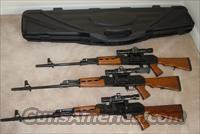 YUGO M76 Sniper Rifle 8mm  AK-47 Rifles (and copies) > Full Stock