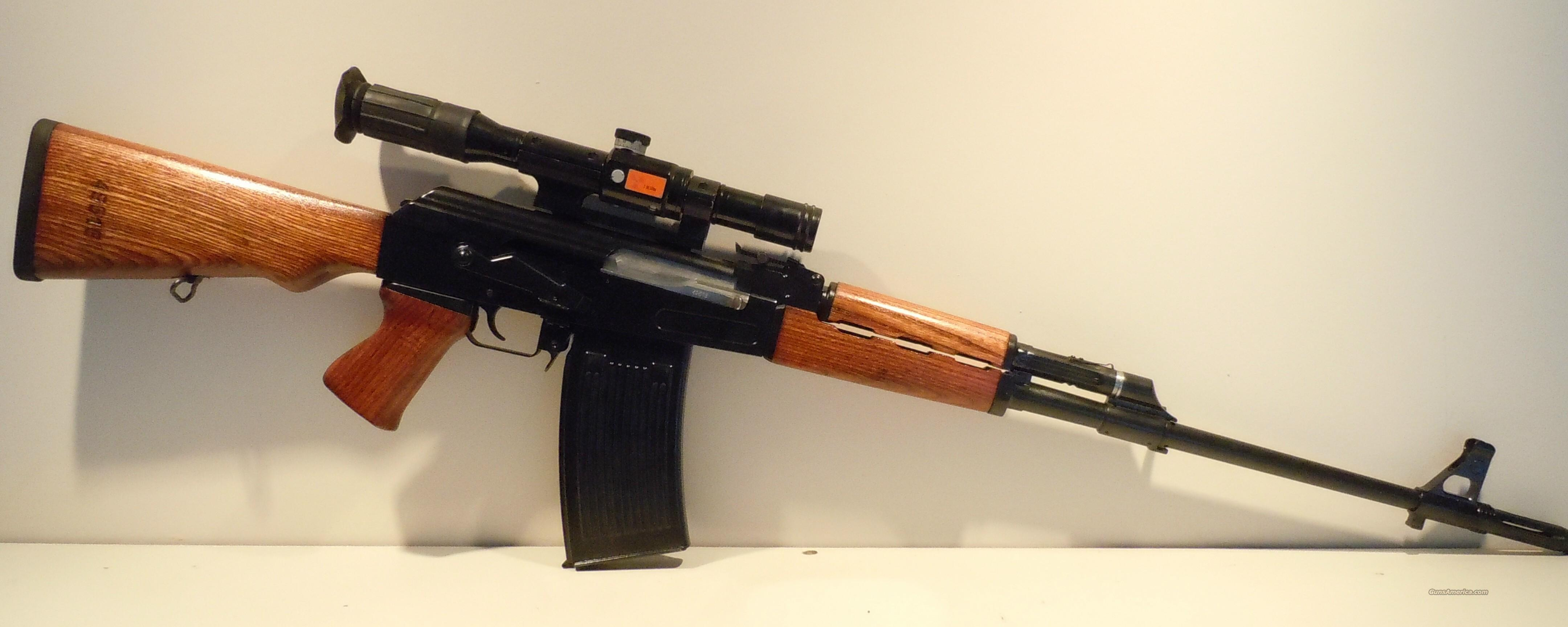 Yugo m76 sniper rifle 28 rnd mag included for sale 942545354