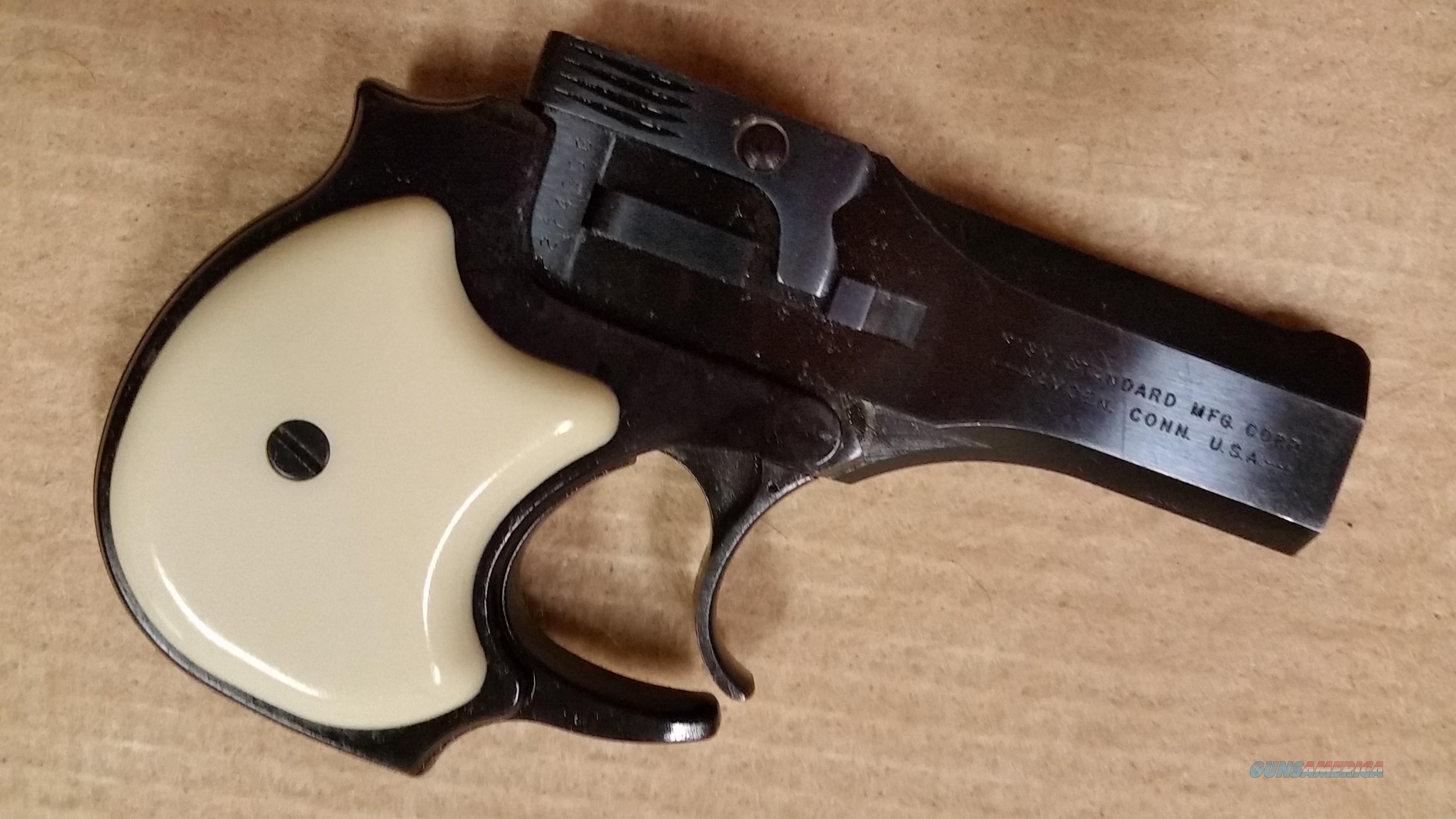 High Standard Derringer, Model D-101 in 22 LR  Guns > Pistols > High Standard Pistols