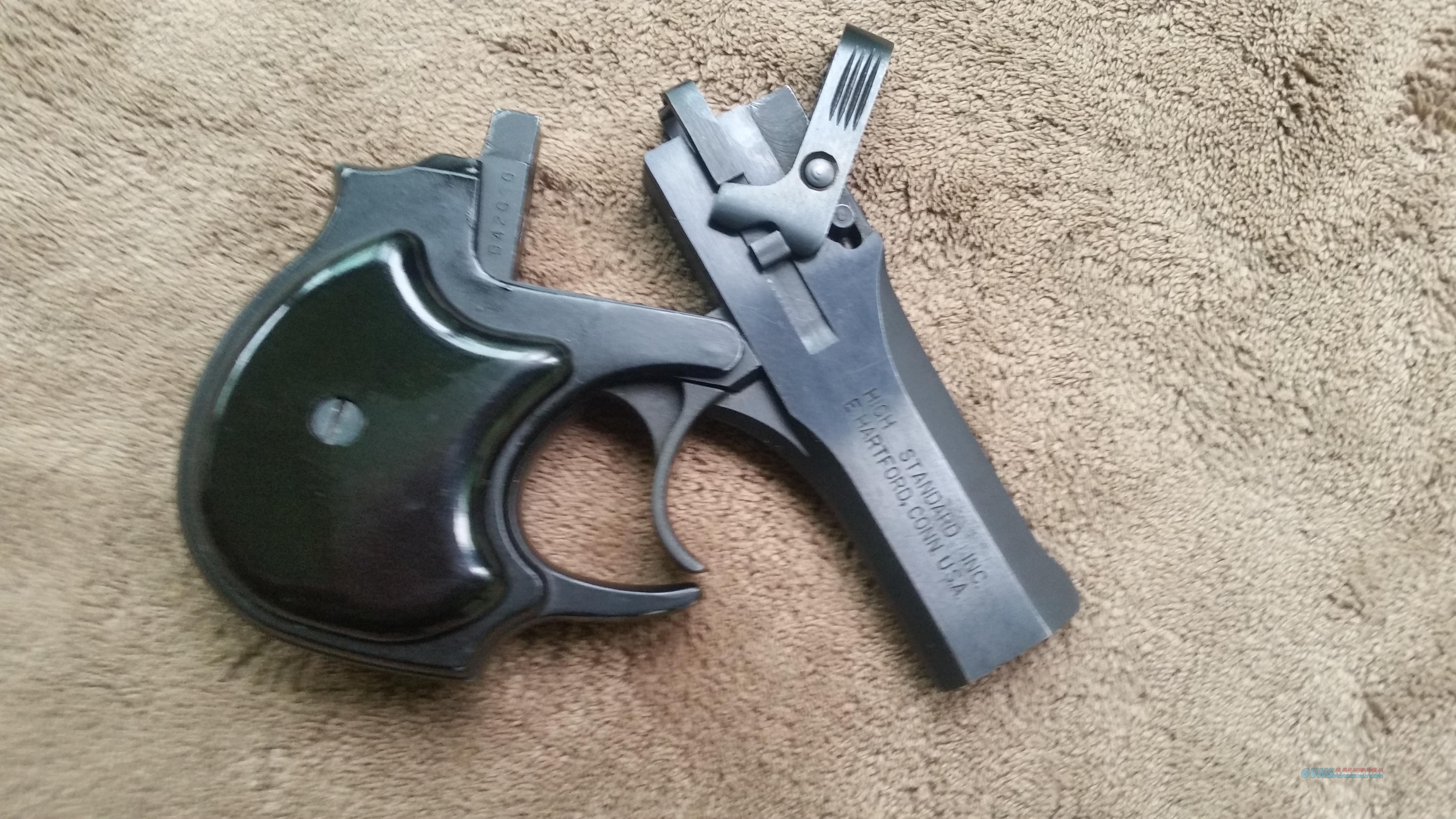 High Standard Derringer in 22 Mag.   Guns > Pistols > High Standard Pistols